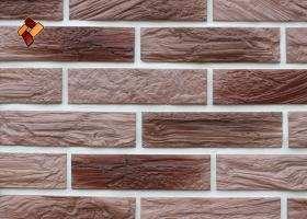 Manufactured facing stone veneer Wooden Brick item 013