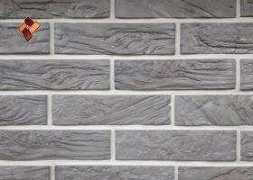 Manufactured facing stone veneer Wooden Brick item 015