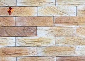 Manufactured facing stone veneer Wooden Brick item 09