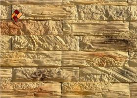 Manufactured facing stone veneer Wooden Brick item 05