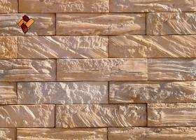 Manufactured facing stone veneer Wooden Brick item 07