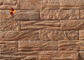 Manufactured facing stone veneer Wooden Brick item 06