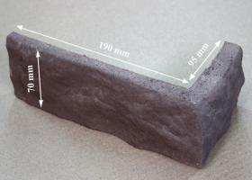 """Декоративный облицовочный искусственный камень """"Греческий камень"""""""