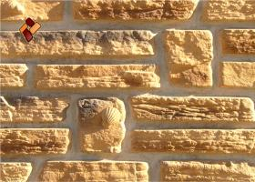 "Decorative facing stone ""Sea breeze"" 03"