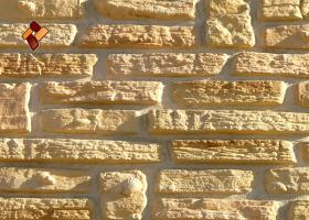 "Decorative facing stone ""Sea breeze"" 09"