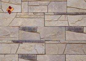 """Декоративный искусственный камень """"Дворцовый камень"""" артикул 017"""