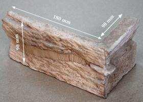 Скалистый грот угловые элементы