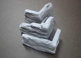 """""""Альпийская деревня"""" - декоративный облицовочный камень, угловые элементы"""