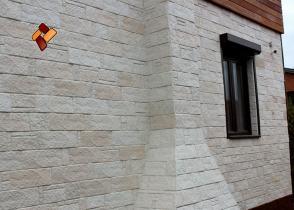 """Декоративный искусственный камень в Казани - """"Средневековый замок"""""""