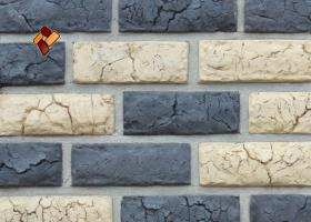 Manufactured facing stone Roman Brick item 014