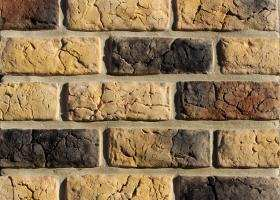 Manufactured facing stone Roman Brick item 01