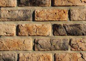 Manufactured facing stone Roman Brick item 03