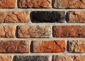 Manufactured facing stone Roman Brick item 04