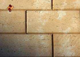 """Декоративный искусственный камень """"Турецкий травертин"""" арт.09"""