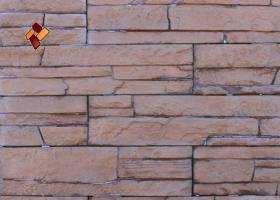 """Декоративный искусственный камень """"Флорентийский сланец"""" арт.010"""
