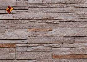 "Decorative facing stone ""Florence shale"" 011"