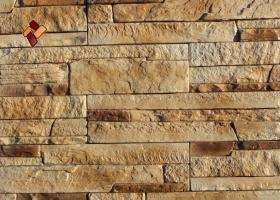 "Decorative facing stone ""Florence shale"" 01"