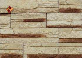 "Decorative facing stone ""Florence shale"" 04"