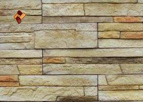 "Decorative facing stone ""Florence shale"" 06"