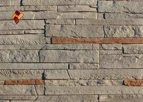 "Decorative facing stone ""Florence shale"" 09"