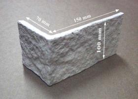 """""""Византийская стена"""" - декоративный облицовочный камень, угловые элементы"""