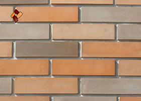 Manufactured facing stone Clinker Brick item 010