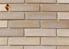 Manufactured facing stone Clinker Brick item 012