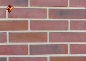 Manufactured facing stone Clinker Brick item 03