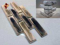 Голландский кирпич - камень для сухого монтажа