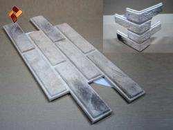 Малый кирпич - камень для сухого монтажа