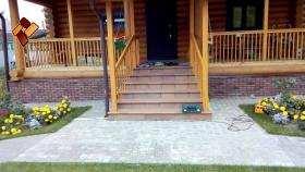 Dry stack stone veneer panels
