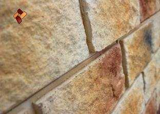 """""""Византийская стена"""" - декоративные каменные панели для сухого монтажа"""
