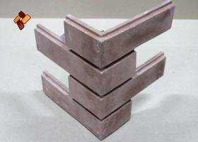 """""""Клинкерный кирпич"""" - декоративные каменные панели для сухого монтажа."""