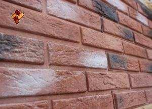 """""""Малый кирпич"""" - декоративные каменные панели для сухого монтажа."""