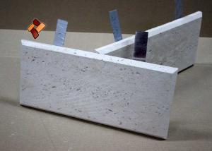 """Турецкий травертин"" - декоративные каменные панели для сухого монтажа."