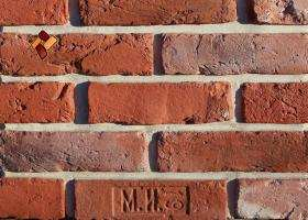 Manufactured facing stone veneer Old Kazan Brick item 01