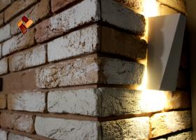 """Декоративный искусственный камень """"Состаренный кирпич""""  (Казань, Арт-Камень)"""