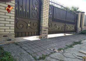 """Декоративный искусственный камень  - """"Малый кирпич"""" арт.012"""
