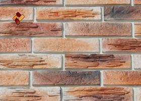 Manufactured facing stone Archean Brick Item 02