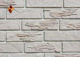 Manufactured facing stone Archean Brick Item 04