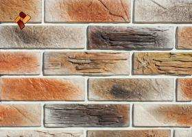 Manufactured facing stone Archean Brick Item 06