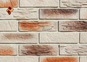 Manufactured facing stone Archean Brick Item 09