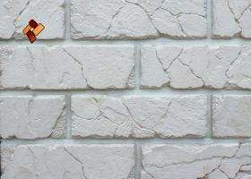 Manufactured facing stone veneer Teutonic Brick item 013