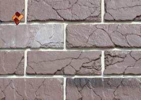 "Decorative facing stone ""Teutonic brick"" 02"
