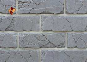 Manufactured facing stone veneer Teutonic Brick item 06