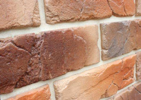 Manufactured facing stone Teutonic Brick