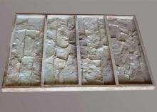 "Professional polyurethane molds by ""Art-Kamen"" company - Stone ledge"