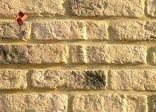 """Декоративный облицовочный камень """"Античный кирпич """"Прованс"""" от компании """"Арт-Камень"""""""