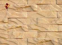 "Professional polyurethane molds by ""Art-Kamen"" company - Dutch brick"