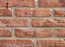 "Professional polyurethane molds by ""Art-Kamen"" company - Aged brick"